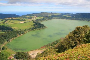 Azores lagoa das Furnas in Azores small 300x200 Island Trader Vacations Reviews 4 Amazing Otherworldly Destinations For Travel